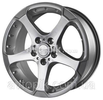 Литые диски Скад Лорд R16 W6.5 PCD5x112 ET38 DIA57.1 (алмаз)