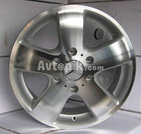 Литые диски TRW Z343 R16 W6.5 PCD6x130 ET50 DIA84.1 (silver)
