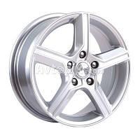 Литые диски Скад Драйв R16 W6.5 PCD5x112 ET50 DIA57.1 (алмаз)