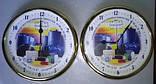 Настенные часы с логотипом Киев, фото 2