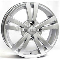 Литые диски WSP Italy Chevrolet (W3602) Tristano R15 W6 PCD4x100 ET44 DIA56.6 (silver)