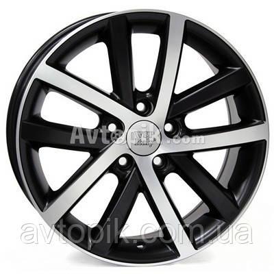 Литые диски WSP Italy Volkswagen (W460) Rheia R16 W6.5 PCD5x112 ET54 DIA57.1 (silver polished)