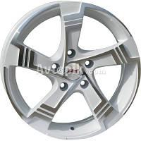 Литые диски RS Wheels 5242TL R14 W6 PCD4x100 ET38 DIA69.1 (MCB)