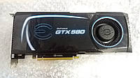 Видеокарта EVGA GeForce GTX 580 1536 Mb/384 bit