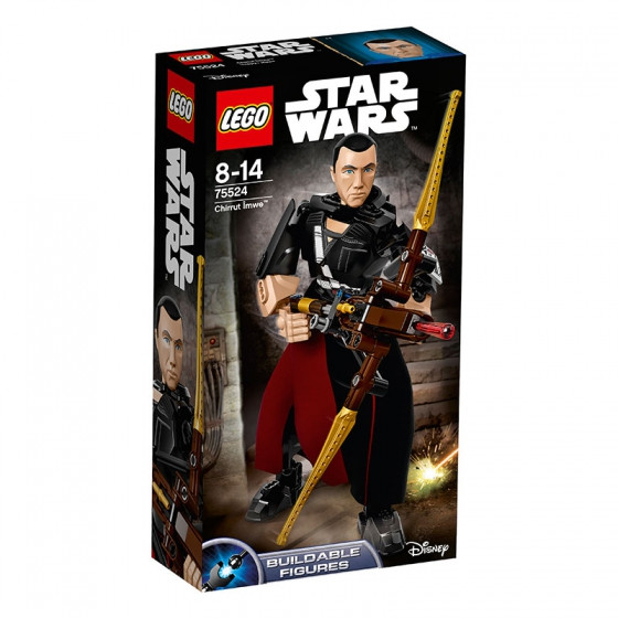 Lego Star Wars Чиррут Имве 75524