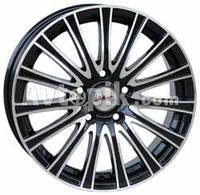 Литые диски RS Wheels 1084 R16 W6.5 PCD5x105 ET38 DIA56.6 (MHS)