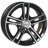 Литые диски RS Wheels 5163TL R15 W6.5 PCD4x100 ET38 DIA67.1 (MHS), фото 1