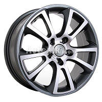 Литые диски Replay Opel (OPL2) R16 W6.5 PCD5x110 ET37 DIA65.1 (silver)