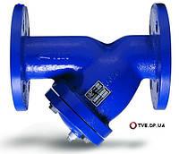 Фильтр фланцевый для воды PTY 20 Ду 100
