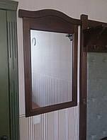 """Зеркало """"Микель"""". Покрытие - """"лесной орех"""" (№44)"""