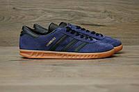 Мужские кроссовки Adidas Hamburg Blue