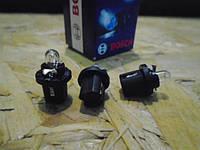 Авто лампа подсветки приборов с патроном Bosch