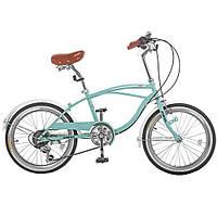 "Велосипед G20URBAN S20.1 20'' мет. рама 13 "", м'ята."