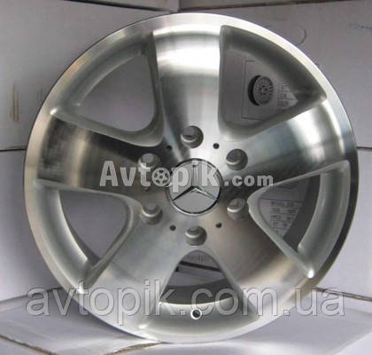 Литые диски TRW Z343 R16 W6.5 PCD5x118 ET45 DIA71.1 (silver)