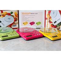 Весы кухонные электронные SCA-301 до 7 кг