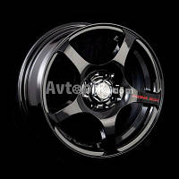 Литые диски Racing Wheels H-125 R13 W5.5 PCD4x98 ET35 DIA58.6 (HS), фото 1