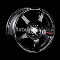 Литые диски Racing Wheels H-125 R14 W6 PCD5x100 ET35 DIA67.1 (HS), фото 1