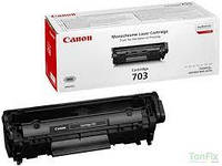 Заправка картриджа Canon 703 для принтера LBP