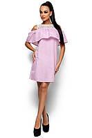 Платье с воланом Алладина, фото 1