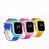 Детские часы с GPS маяком Smart Baby Watch Q60S