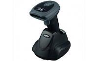 Прочный ручной сканер штрих-кодов Cino F780 KBW черный