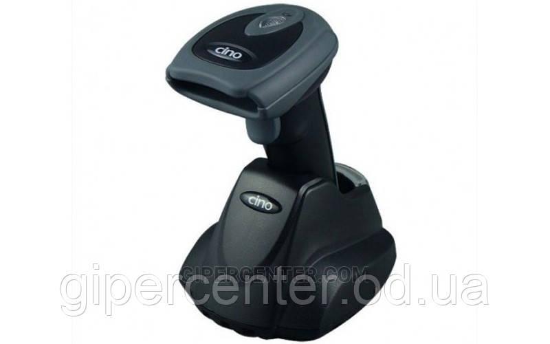 Сканер штрих-кодів Cino F780 KBW чорний