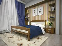 """Деревянная кровать """"Олимпия"""""""
