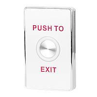 Кнопка выхода Yli Electronic PBS-821A(LED) пьезоэлектрическая