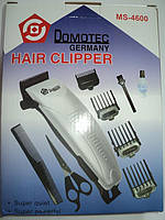 Машинка для стрижки волос Domotec MS-4600