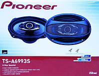 Автомобильная акустика, колонки PIONEER TS-A6993S (460W) 5 полосные