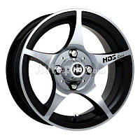 Литые диски HDS 15 R13 W5.5 PCD4x98 ET12 DIA58.6 (MG)