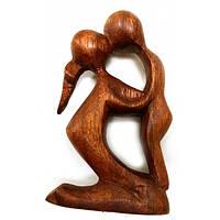 Фигурка деревянная Влюбленные декор