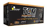 Креатин OLIMP TCM MEGA CAPS 120 капсул, фото 2