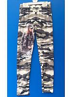 Модные лосины для девочек 128-152