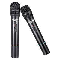 Профессиональная радиосистема Takstar TS-6700HH, беспроводные микрофоны!Опт