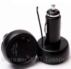 """Часы электронные автомобильные VST 706-4 USB (зеленый/синий)!Акция - Магазин """"ХИТ Товары"""" в Одессе"""