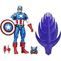 Игрушка Капитан Америка Marvel Legends Series Captain America Figure