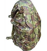 УЦЕНКА! Влагостойкий кавер (чехол) для рюкзака в расцветке DPM. Британские ВС, оригинал.