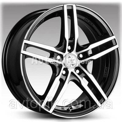 Литые диски Racing Wheels H-534 R16 W7 PCD4x114.3 ET40 DIA67.1 (DDN-F/P)