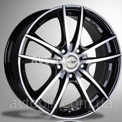 Литые диски Racing Wheels H-505 R16 W7 PCD5x105 ET40 DIA56.6 (DDN-F/P)