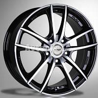 Литые диски Racing Wheels H-505 R16 W7 PCD5x105 ET40 DIA56.6 (DDN-F/P), фото 1