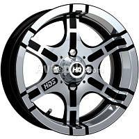 Литые диски HDS 5 R13 W5.5 PCD4x98 ET0 DIA58.6 (CA-WB)