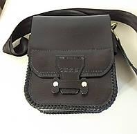 Сумка кобура из кожи leather bag holster