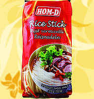 Рисова локшина, Hom-D, 454 г, 5 мм, Сп