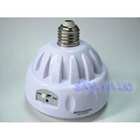 Лампа фонарь светодиодная Kamisafe KM-5610C 2.5W 220V E27!Опт
