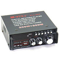 Аудио усилитель BLJ 253 A, усилитель мощности звука USB/SD/FM/USB R/C!Опт