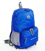 Рюкзак спортивный + сумка 3in1, школьный, городской Color Life Compact 30 л (blue), фото 1
