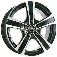 Литые диски Tech Line TL539 R15 W6 PCD5x114.3 ET38 DIA67.1 (silver)