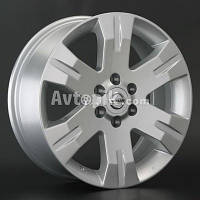 Литые диски Replica Nissan (NS19) R17 W7 PCD6x114.3 ET30 DIA66.1 (chrome)