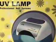 УФ CCFL/LED гибридная лампа для ногтей 48W!Акция, фото 2